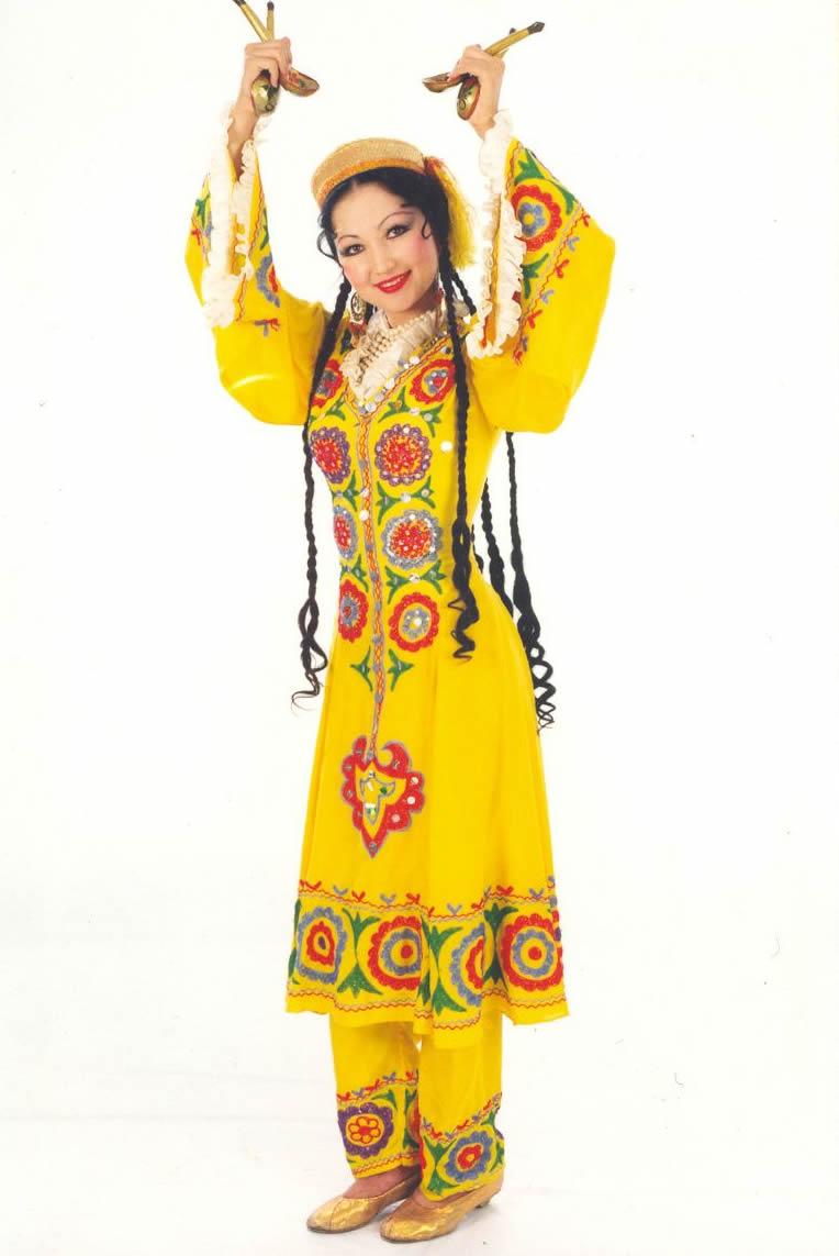 Узбекские костюмы своими руками